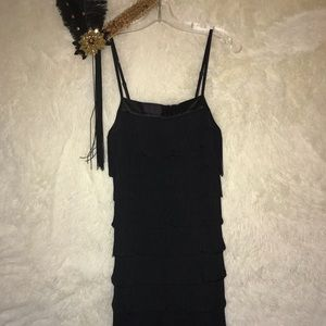 1920s The Great Gatsby Style Dress With Head Piece